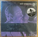 ben webster - stormy weather (1 x 33rpm 2 x 45rpm lp)