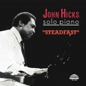 john hicks - steadfast (33rpm lp)