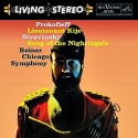 prokofjew / stravinsky - lieutenant kije / song of the nightingale (33rpm lp)